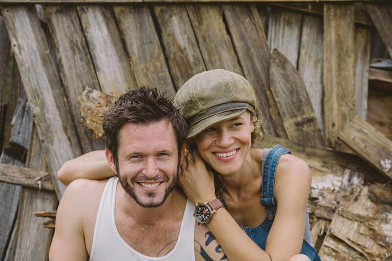 Jarrid Masse & Robyn Wilson