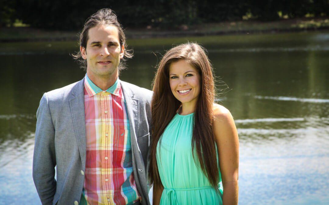 Joel and Stephanie Harrison