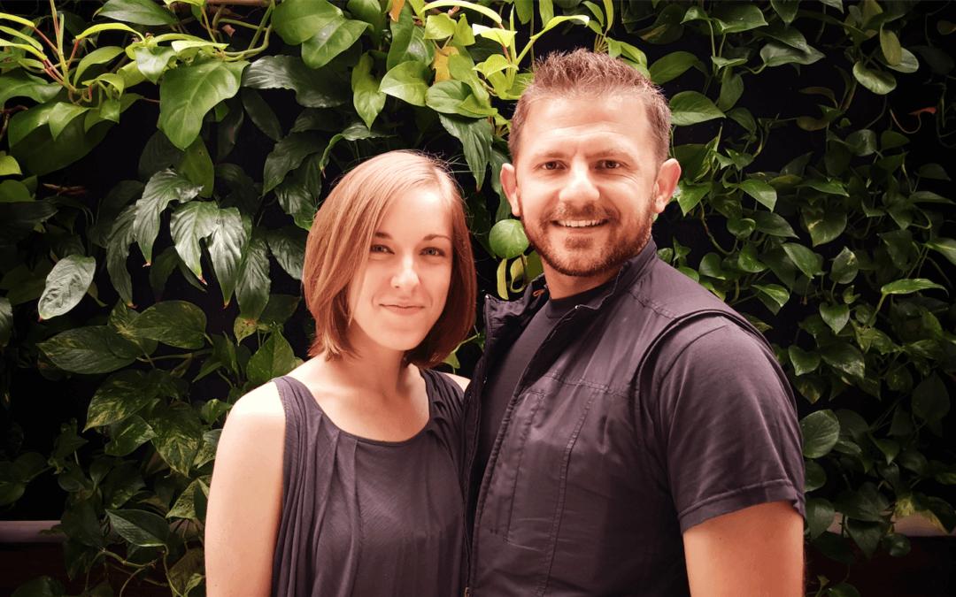 Grant & Marissa Nieddu