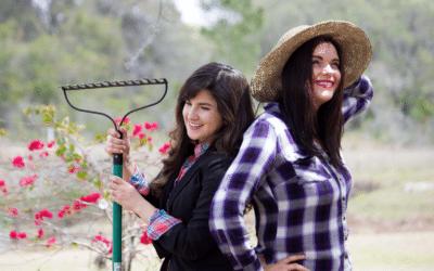 Rose Cabrera + Savannah Vrana