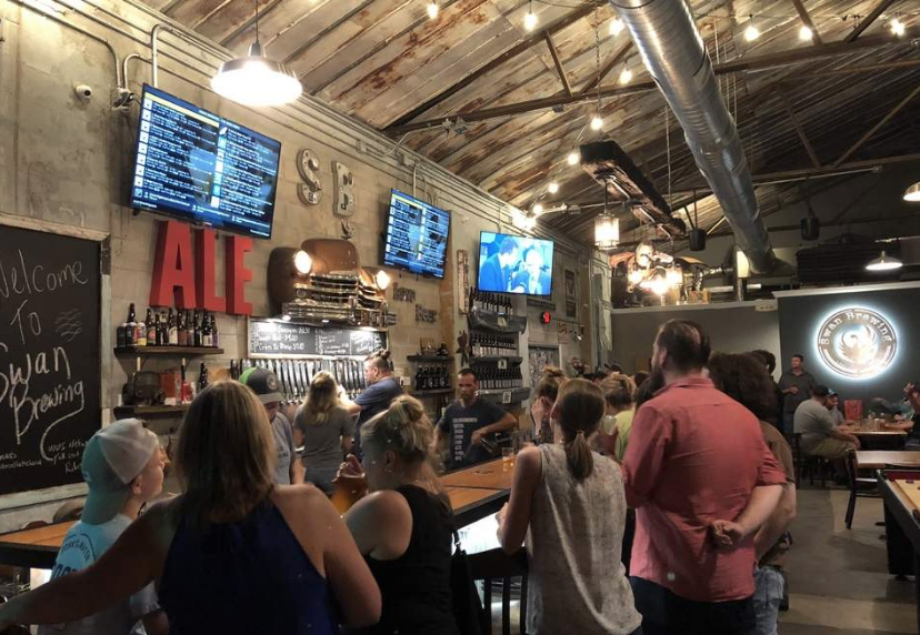 Bar Review: Swan Brewing