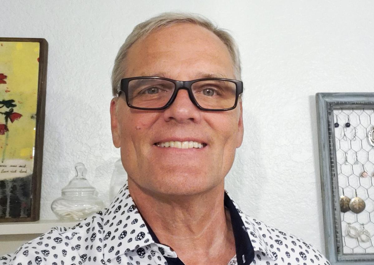 Headshot of Josh Jeff Hogan for the Catapult Lakeland Member Spotlight