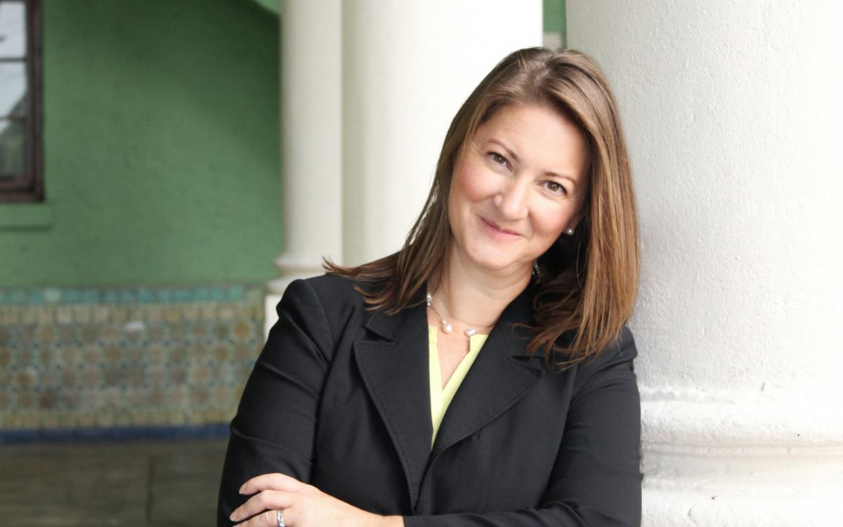 Headshot of Gillian Smith for the Catapult Lakeland Member Spotlight