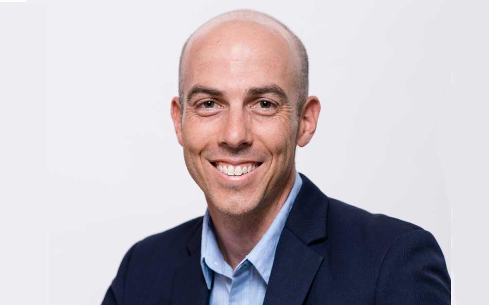 Headshot of Chad McLeod, co-founder of McLeod Communications, for the Catapult Lakeland Workspace Member Spotlight