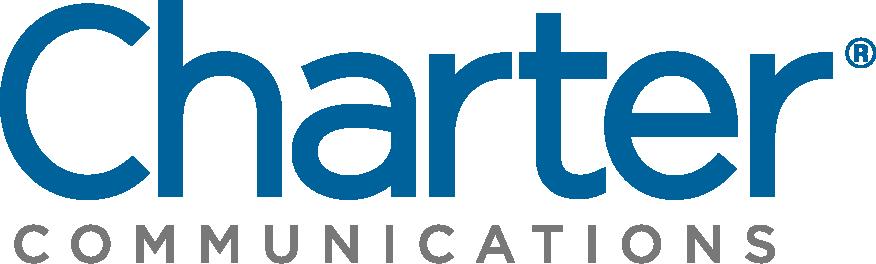 Charter Communications Logo for Catapult Lakeland Corporate Sponsorship
