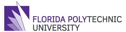 Florida Polytechnic University Logo for Catapult Lakeland Corporate Sponsorship