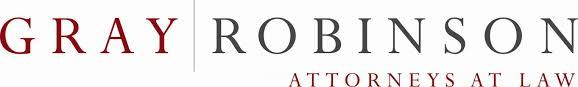 GrayRobinsonLogo for Catapult Lakeland Corporate Sponsorship