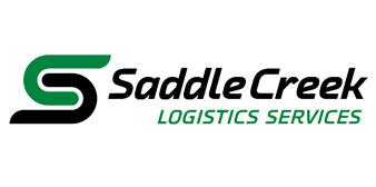 Saddle Creek Logistics Logo for Catapult Lakeland Corporate Sponsorship