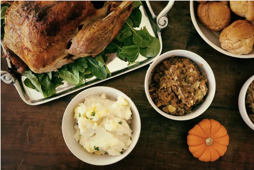Lakeland Thanksgiving Catering Offerings