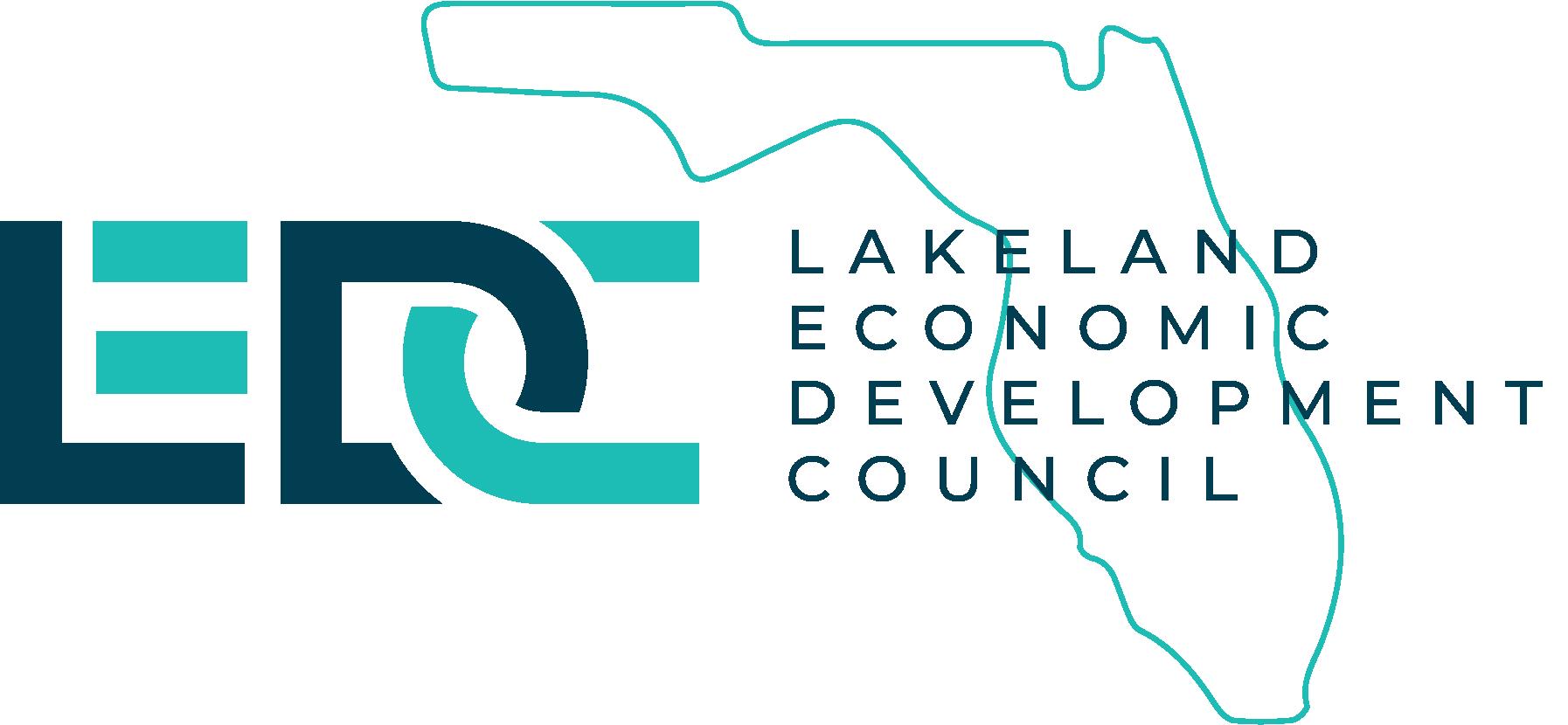 LEDC logo for Catapult Lakeland Corporate Sponsorship