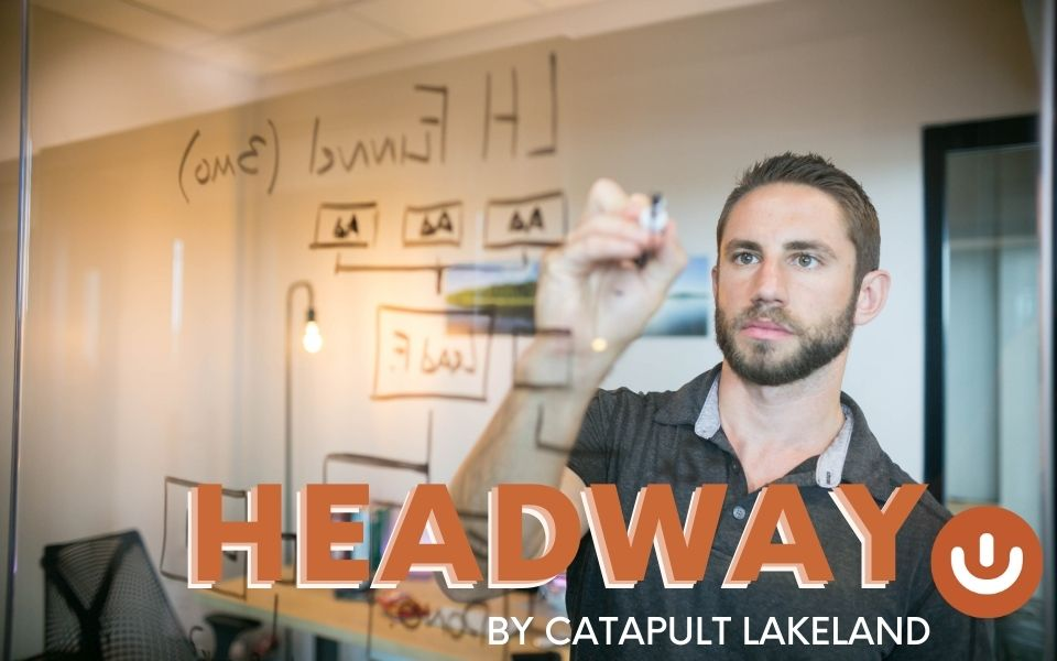 JD Arbuckle on the Catapult Lakeland Headway Podcast