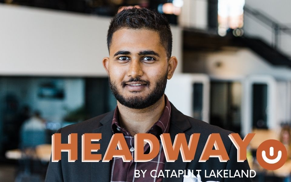 Rut Patel on the Catapult Headway Podcast