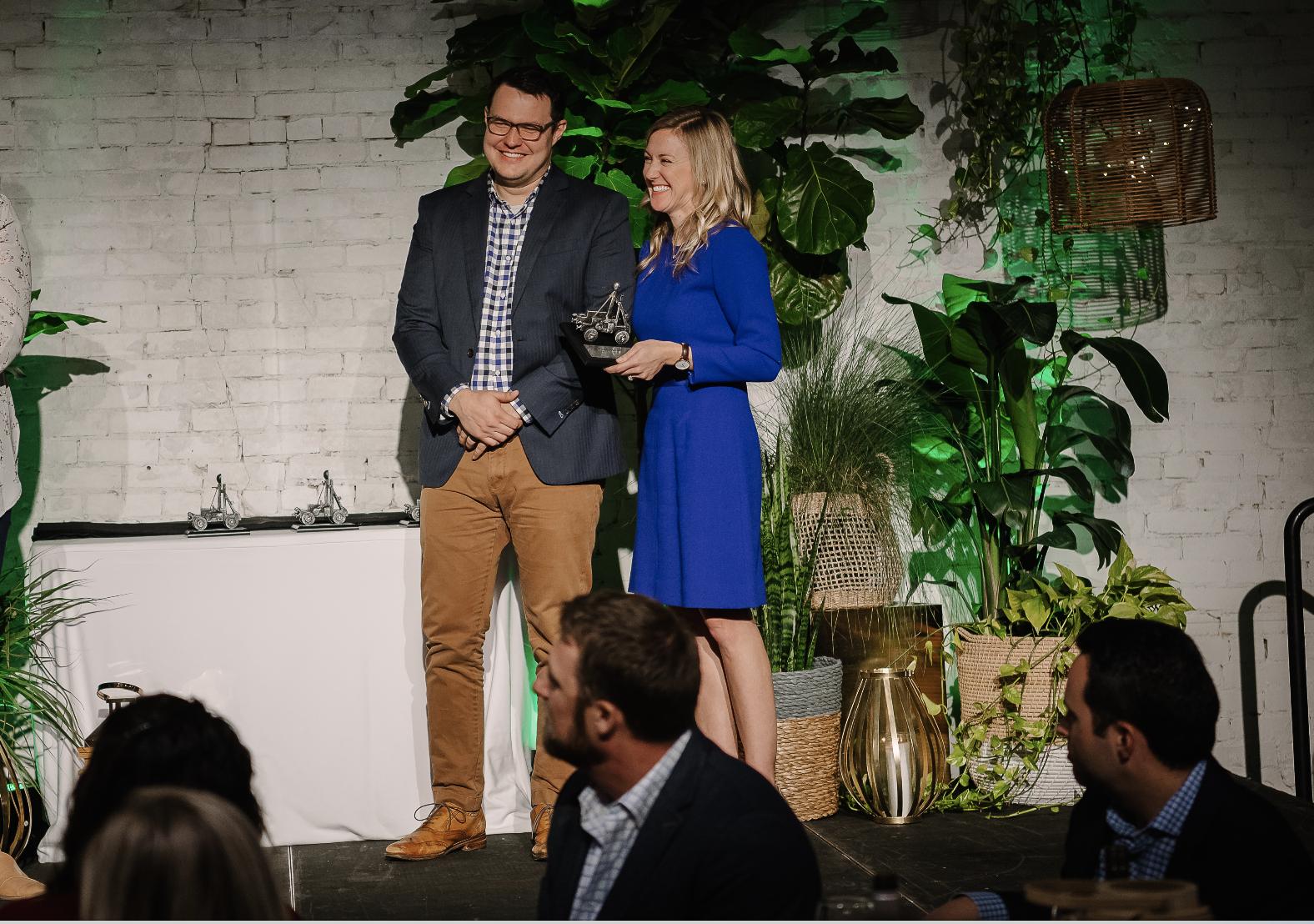 Lakeland Entrepreneur Awards Recipient