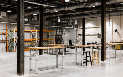 What is a Maker Space?