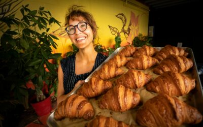 'I thought it was a joke': Born & Bread Owner Jen Smurr on Forbes Notable Entrepreneurs List- NEWS